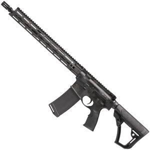 "Daniel Defense DDM4v7 LW AR-15 Semi Auto Rifle 5.56 NATO 16"" Barrel 32 Rounds M-LOK Handguard Collapsible Stock Rattlecan Cerakote Finish"