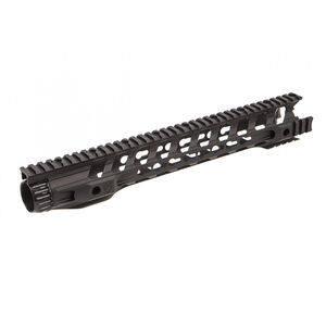 "Fortis Manufacturing 16"" Night Rail AR-15 Free Float KeyMod Rail System Black NTR-16-KM"
