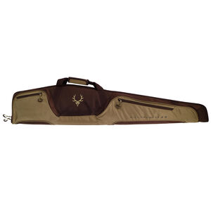 """Evolution Outdoor Hill Country II Series Rifle Case 48"""" Polyester Brown"""