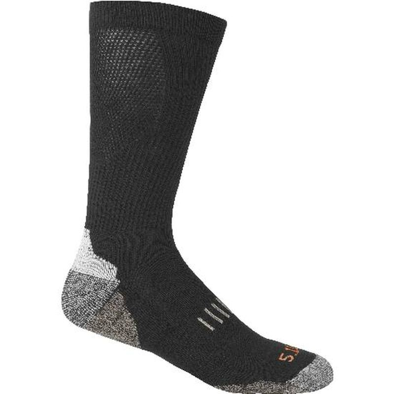 5.11 Tactical Year-Round OTC Socks Large to Extra Large Coyote 10013