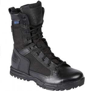 5.11 Tactical Skyweight Waterproof Sidezip Boot 12R Black