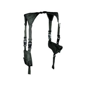 UTG Law Enforcement Horizontal Shoulder Holster, Black