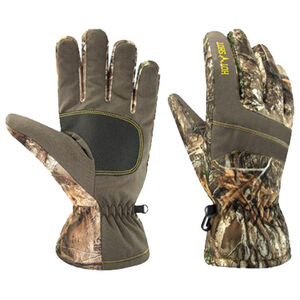 Hot Shot Defender Glove with 3M Thinsulate Realtree Edge ProText Touch Technology Large