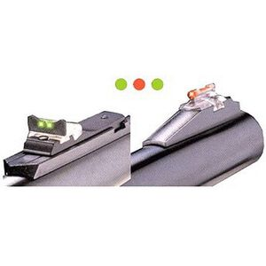 TRUGLO Remington Slug Series Fiber Optic Sights Contrasting Colors  TG961R