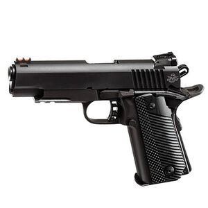 "Armscor Rock Island 1911 Ultra MS Combo Semi Auto Pistol .22 TCM/9mm Luger 4.25"" Barrel 17 Rounds Parkerized 51943"