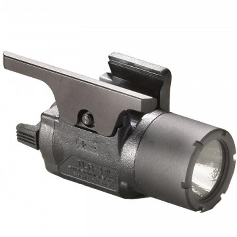 Streamlight TLR-3 HK USP LED Weaponlight 125 Lumens CR2 Battery USP Full Size Mount Polymer Black 69222