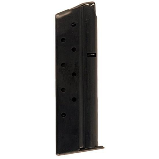 Rock Island Armory 10-777 Blued 1911 Government 10mm 8-Round Tactical Magazine