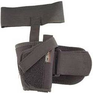 Uncle Mike's Ankle Holster .32 to .380 Calibers Size 1 Right Hand Nylon Black