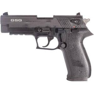 "ATI/GSG Firefly HGA 22 LR Semi Auto Pistol 4"" Barrel 10 Rounds Alloy Frame Black"
