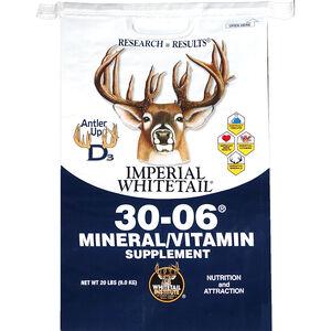 Whitetail Institute 30-06 Mineral/Vitamin Supplement 5lb