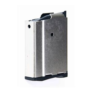 ProMag Ruger Mini-30 Magazine 7.62x39 10 Round Steel Nickel Finish RUG-11N