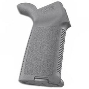 Magpul MOE AR-15 Replacement Grip Textured Polymer Gray MAG415-GRY