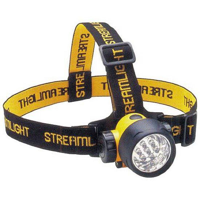 Streamlight Septor LED Headlamp Yellow 61052