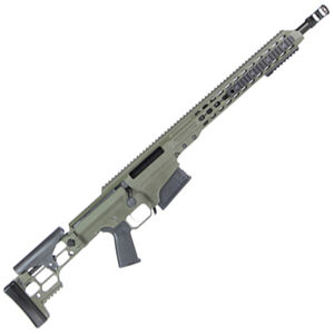 "Barrett MRAD Bolt Action Rifle .308 Win 17"" Hvy Bbl 10rds OD"