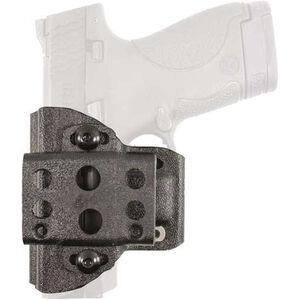 DeSantis CHAMP SIG Sauer P938 OWB Belt Slide Holster Ambidextrous Kydex Black