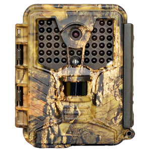 Covert Scouting Cameras ICE CAM 8 MP Camera 8 AA Batteries No Glow IR LEDs Up to 32GB SD Card Polymer Camo Case
