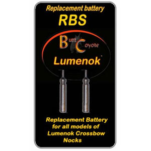 Lumenok Replacement Batteries For Crossbow Bolt