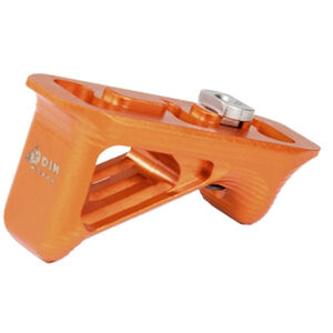 ODIN Works B1 Low Profile M-LOK Handstop Orange ACC-B1-HAND-ML-OR
