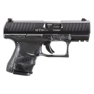 "Walther PPQ M2 Semi Automatic Pistol SC 9mm 3.5"" Barrel Black 10 round 2815250"