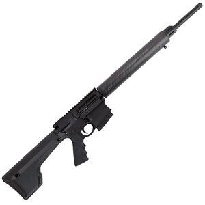 "DPMS GII Hunter .243 Win AR Platform .243 Win Semi Auto Rifle 20"" Barrel 4 Rounds Magpul Fixed MOE Rifle Stock Black"