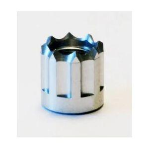 LongShot Viper Barrel Thread Protector 1/2-28 for Chiappa Little Badger Brushed Aluminum