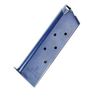 Auto-Ordnance 1911 Magazine .45 ACP 7 Rounds Blued Steel G21