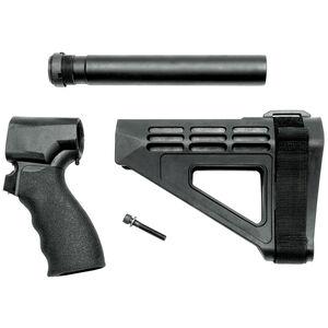 SB Tactical Complete Mossberg 12/20 Gauge 590 SBM4 Kit Black