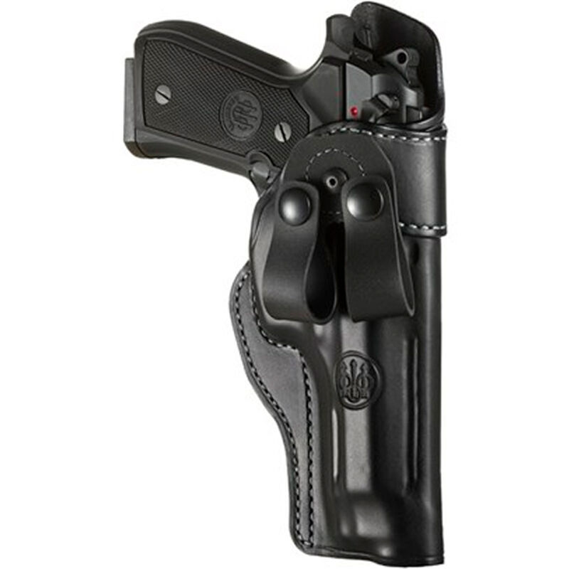 Beretta Mod.01 for 92/96 Series IWB Holster Right Hand Leather Black