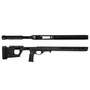 Magpul Pro 700 Fixed Stock for Remington 700 Short Action, Black