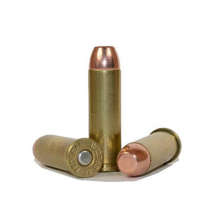 Scorpion Ammo .38 Special Plated Round Nose Flat Point, 125 Grains, 1000 Round Case