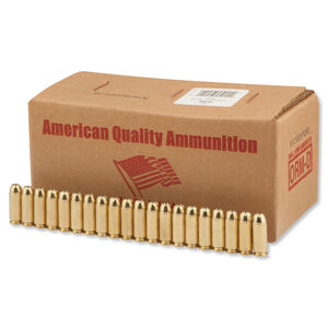 American Quality 10mm Auto Ammunition 250 Rounds JHP 180 Grains N10180HP250