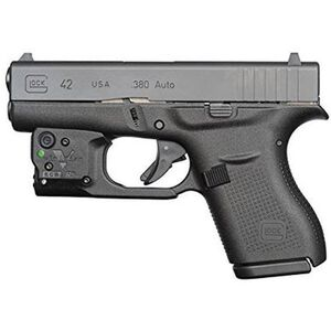 Viridian  Reactor TL Tactical  Light For GLOCK 42 Featuring ECR And Radiance Includes Hybrid Belt Holster