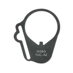 GG&G AR-15 Mulit-Use Receiver End Plate Sling Adapter Steel Black GGG-1224