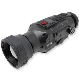 Burris Clip-On Thermal Sight BTC 50 1X50MM 4 Color Palettes Black