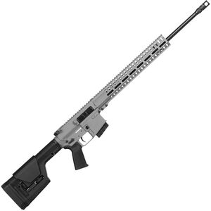 "CMMG Endeavor 300 MkW-15 6.5 Grendel AR-15 Semi Auto Rifle 22"" Barrel 10 Rounds RML15 M-LOK Handguard Magpul PRS Fixed Stock Titanium Finish"
