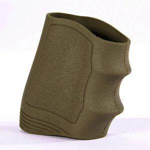 Pachmayr Gripper Universal Pistol Slip-On Grip FDE