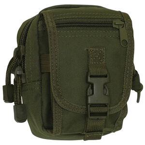 Fox Outdoor Multi-Purpose Accessory Pouch Olive Drab 56-680