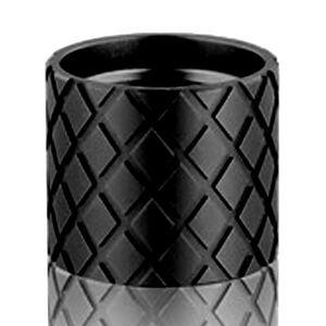 Backup Tactical 5/8x24 Thread Protector .30 Caliber Aluminum Hash Black