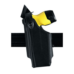 Safariland Model 6520 Taser X2 EDW Level II Retention Duty Holster with Belt Clip Left Hand STX Tactical Black 6520-264-132
