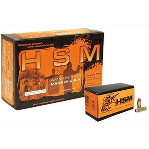 HSM .40 S&W 180 Grain FMJ & JHP 300 Round Combo Box