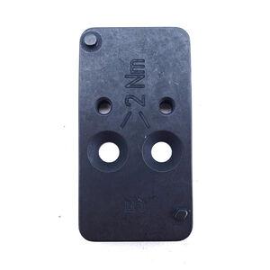 H&K Mounting Plate #5 For HK VP9 W/Optic Cuts Fits Burris Fastfire, Vortex Viper and Venom