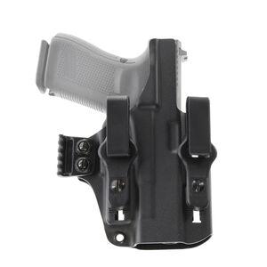 Galco Paragon IWB fits GLOCK 19/23/32 Ambidextrous Kydex Black