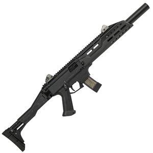 "CZ Scorpion EVO 3 S1 Carbine 9mm Luger 16.2"" Barrel 20 Rounds Faux Suppressor Matte Black"