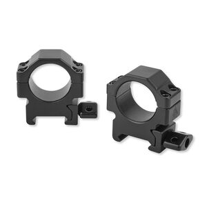 Leapers UTG Low Profile Max Strength Picatinny Rings 18mm Wide Matte Black RG2W1104