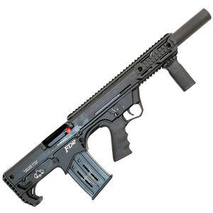"Black Aces Tactical Pro Series 12 Gauge Semi Auto Shotgun 18.5"" Barrel 2-3/4"" Chamber 5 Rounds Detachable Box Magazine Bullpup Matte Black"