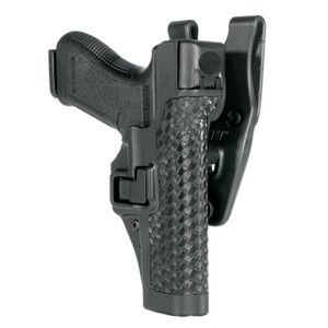 BLACKHAWK! SERPA SIG Sauer P220 Level 3 Duty Holster Right Hand Polymer