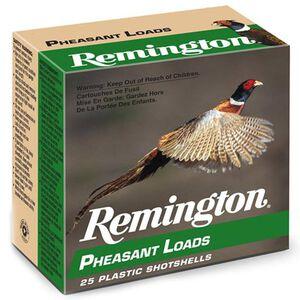 "Remington Pheasant 12 Ga 2.75"" #7.5 Lead 1.25oz 250 rds"