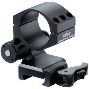 Burris Tactical AR-15 Quick Detach Pivot Ring 30mm Matte Black Finish 420168