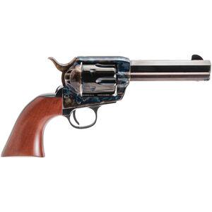 """Cimarron El Malo .45 LC Revolver 6 Rounds 4.75"""" Barrel Pre-War Frame Walnut Grip Case Hardened/Blued Finish"""
