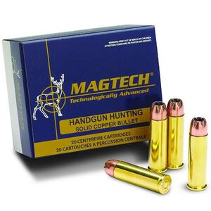Magtech .38 Special Ammunition 50 Rounds SJSP 125 Grains 38D